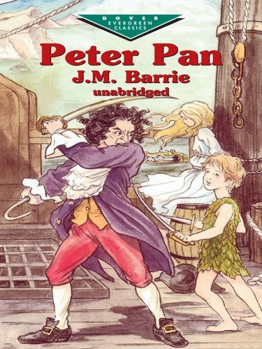 Peter Pan (Dover Children's Evergreen Classics) (Peter Pan Barbie compare prices)
