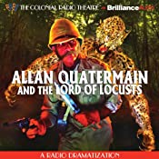 Allan Quatermain and the Lord of Locusts | [Clay Griffith, Susan Griffith]