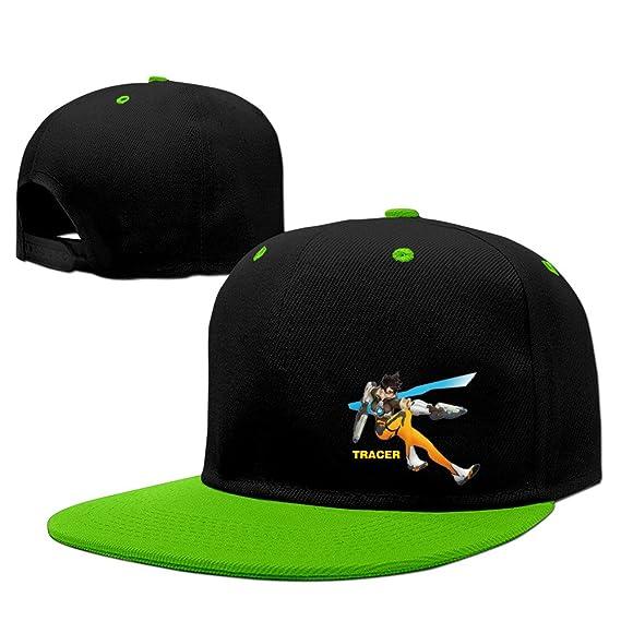 Cool Unisex Tracer Hip-hop Hat Geek Pink