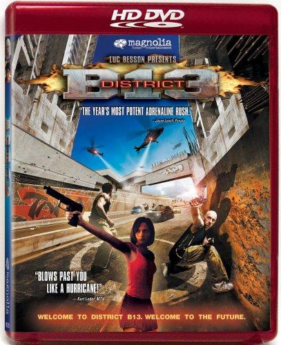 Banlieue 13 / 13-й район (2004)