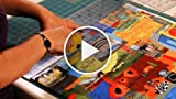 How to Cut Pieces, Strips & Patches for a Quilt