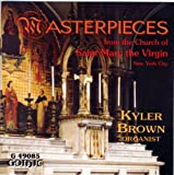 Masterpieces for the Church of St Mary the Virgin Kyler Brown