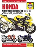 Honda CBR900RR Fireblade Service and Repair Manual CBR929RR and CBR954RR Haynes Service & Repair Manuals
