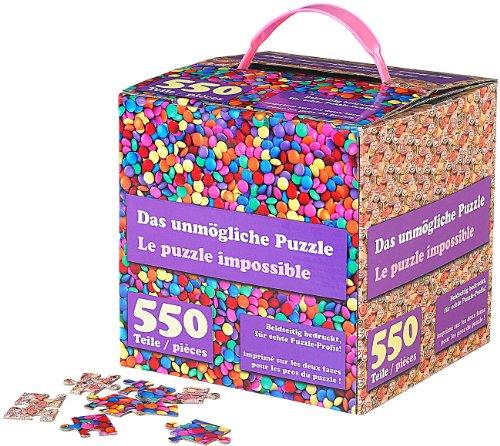 infactory Das unmögliche Puzzle: Beidseitig