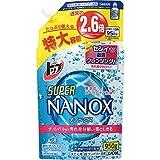 トップ スーパーナノックス 洗濯洗剤 液体 詰替特大 950g