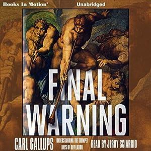 Final Warning Audiobook