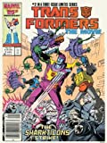 Transformers the movie Comic cover Poster Art Print (MSP031)