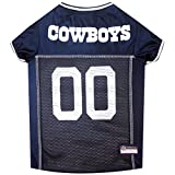 NFL DALLAS COWBOYS DOG Jersey, X-Small