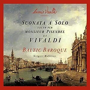 Pisendel Sonatas