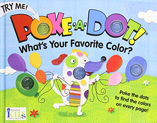 WHAT'S YOUR FAVORITE COLOR? Poke-A-Dot) PDF Download Free