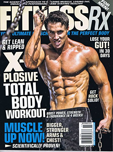 Fitness RX For Men [US] November 2014 (単号)