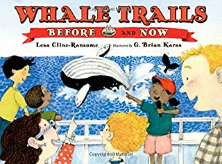 Book Cover: Whale Trails, Before and Now