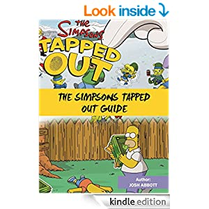 THE SIMPSONS TAPPED OUT GAME:CHEATS, FRIENDS, HALLOWEEN, WIKI, GUIDE