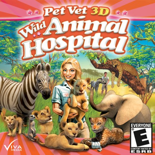 Pet Vet 3D- Wild Animal Hospital  [Download] (Sims 3 Clothes compare prices)