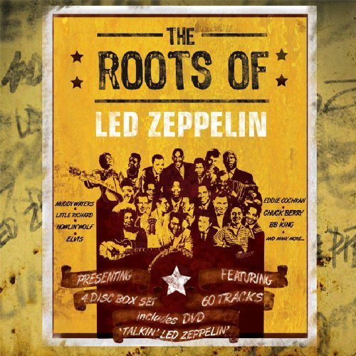 Roots Of Led Zeppelin Box Set, Import Edition By Roots Of Led Zeppelin (2009) Audio Cd