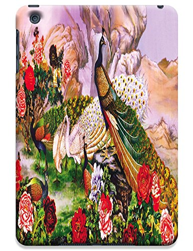 Fantastic Faye Cell Phone Cases For Ipad Mini No.16 The Beautiful Design With Various Lovely Peacock And Paintings Of Proud As A Peacock