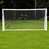 "12' x 6' FORZA Football Goal ""Locking Model"" - [The ONLY GOAL That can be left outside in any weather]"