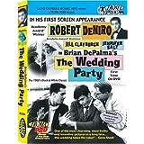 The Wedding Party ~ Robert DeNiro