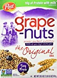 Post Grape-Nuts Cereal 20.5 oz
