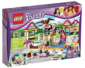 LEGO Friends - La Piscina de Heartlake City (41008)