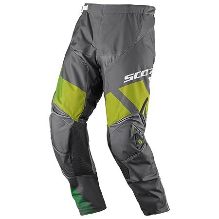 Scott race motocross mX 350/dH short de vélo gris/vert 2015
