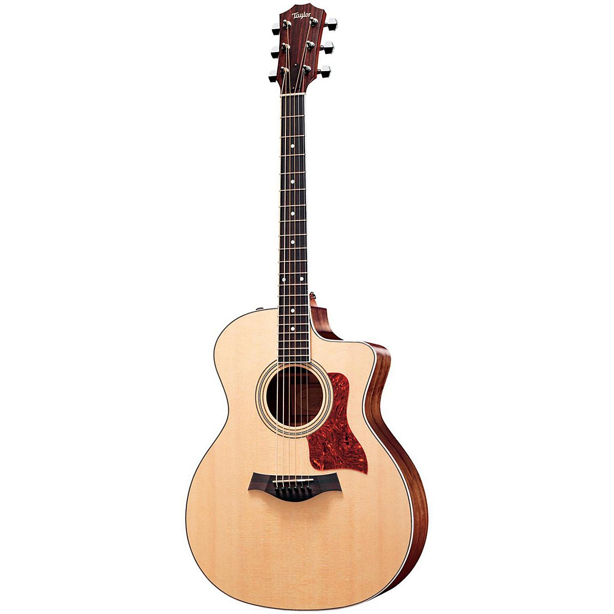 Taylor Guitars 200 Series 214-CE-G Grand Auditorium Acoustic-Electric Guitar - Natural