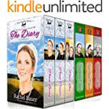 The Lines from Lancaster County Saga Complete Series Boxed Set (Amish Romance) Vol 1,2,3,4,5,6