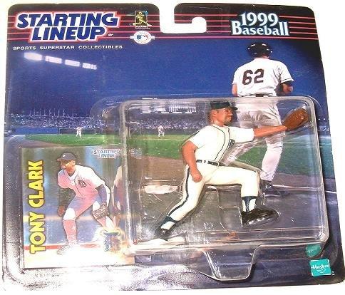 Picture of Hasbro Tony Clark Figure (B001E39IPK) (Hasbro Action Figures)