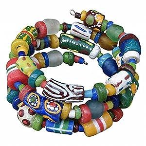 Hodge Podge Spiral Bracelet Rainbow