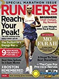 Runner's World №5 May 2014 UK Special Marathon Issue Mohamed