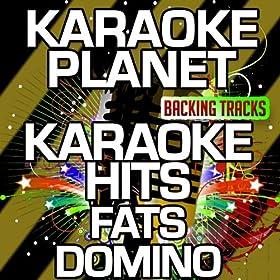 I Hear You Knockin' (Karaoke Version) (Originally Performed By Fats Domino)