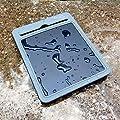 PortaPow Rainproof Solar USB Battery with IPX4 Certification