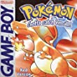 Pokemon - Red Version (Game Boy)