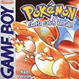 Video Games - Pokemon - Red Version