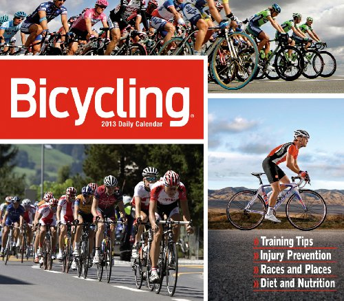 Bicycling® 2013 Box/Daily (calendar)