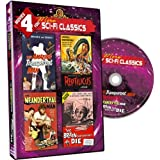 Movies 4 You: More Sci-Fi Classics - Amazing Transparent Man / Reptilicus / Neanderthal Man / The Brain That Wouldn't Die
