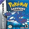Pokemon Sapphire - Game Boy Advance