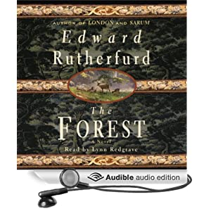 The Forest Edward Rutherfurd and Lynn Redgrave