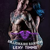 Billionaire Ransom: Fortune Riders MC, Book 2 | Lexy Timms