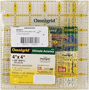 Omnigrid(R) Rotary Ruler Set -Basics