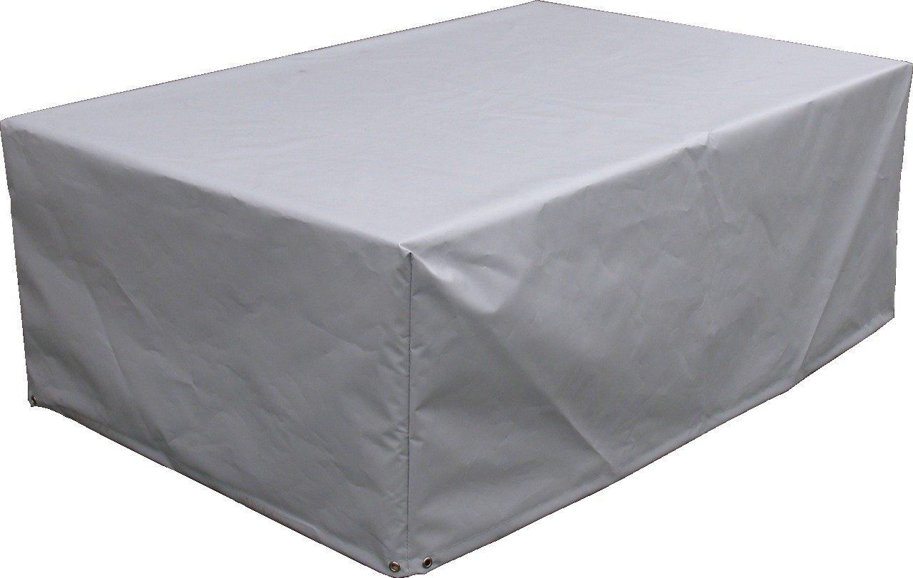 Schutzhülle zu Lanzarote Lounge Tisch 160x90cm PVC Gewebe