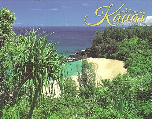 Kauai Calendar June : Hawaii calendar kauai garden isle island scenes