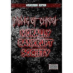 Morally Bankrupt Society