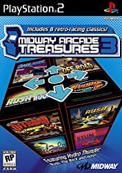 Midway Arcade Treasures 3 ps2