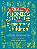 img - for Hands-On Phonics Activities for Elementary Children 1st edition by Stangl, Karen Meyers (2000) Paperback book / textbook / text book