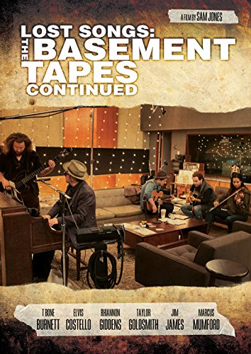 Lost Songs: The Basement Tapes Continued [DVD] [Import]