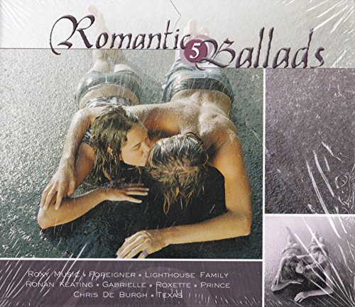 Romantic Ballads 5 [CD]