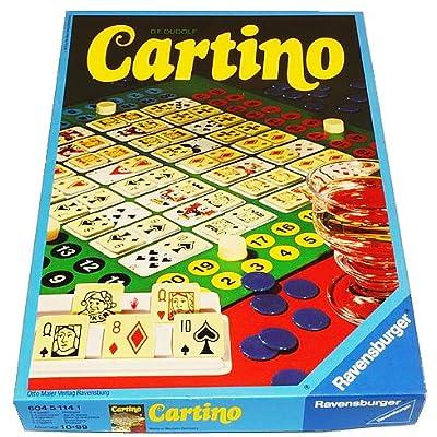 CARTINO (Brettspiel). günstig als Geschenk kaufen
