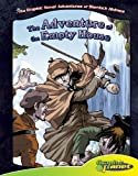 The Adventure of the Empty House (The Graphic Novel Adventures of Sherlock Holmes)
