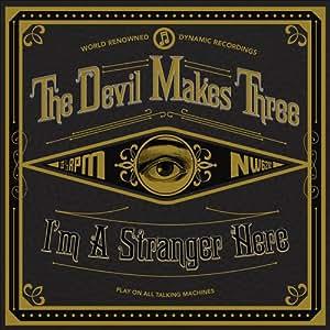 I'm a Stranger Here